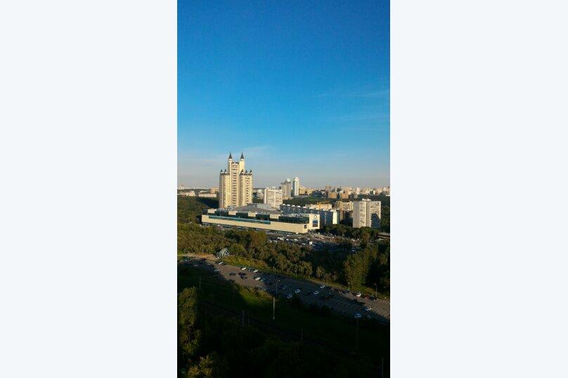 1-комн. квартира, 39 кв.м. на 2 человека, улица Герасима Курина, 20, Москва - Фотография 10