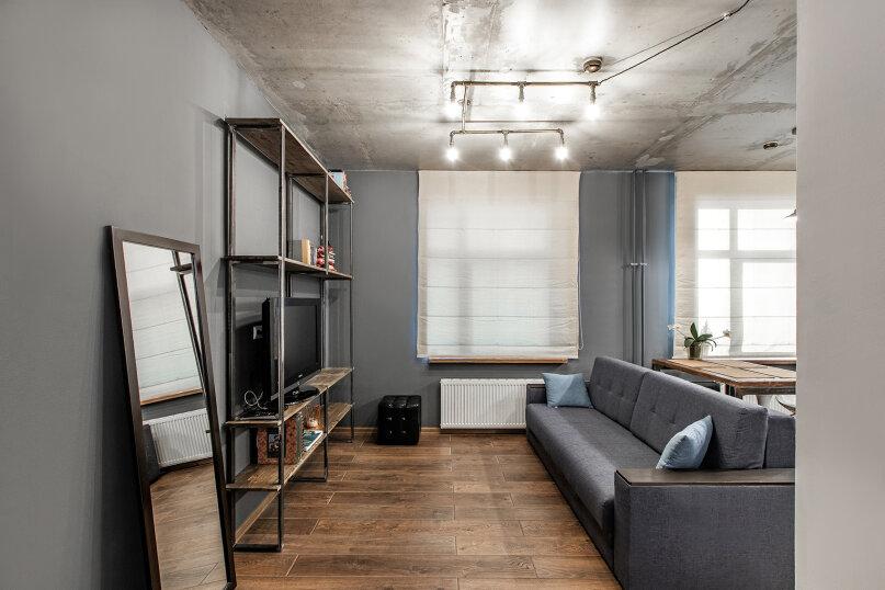 1-комн. квартира, 37 кв.м. на 4 человека, улица Савушкина, 104, Санкт-Петербург - Фотография 14