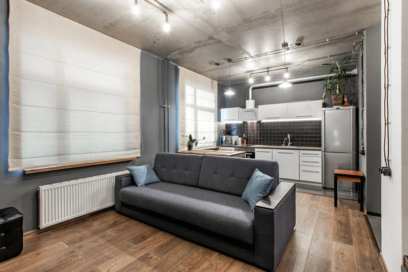 1-комн. квартира, 37 кв.м. на 4 человека, улица Савушкина, 104, Санкт-Петербург - Фотография 15