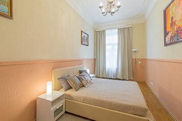 3-комн. квартира, 80 кв.м. на 6 человек, улица Восстания, 3-5, Санкт-Петербург - Фотография 2