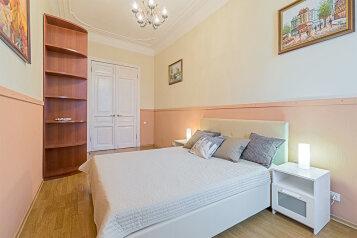 3-комн. квартира, 80 кв.м. на 6 человек, улица Восстания, 3-5, Санкт-Петербург - Фотография 3