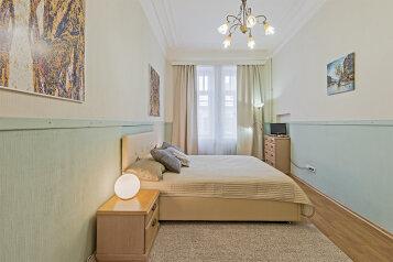 3-комн. квартира, 80 кв.м. на 6 человек, улица Восстания, 3-5, Санкт-Петербург - Фотография 4