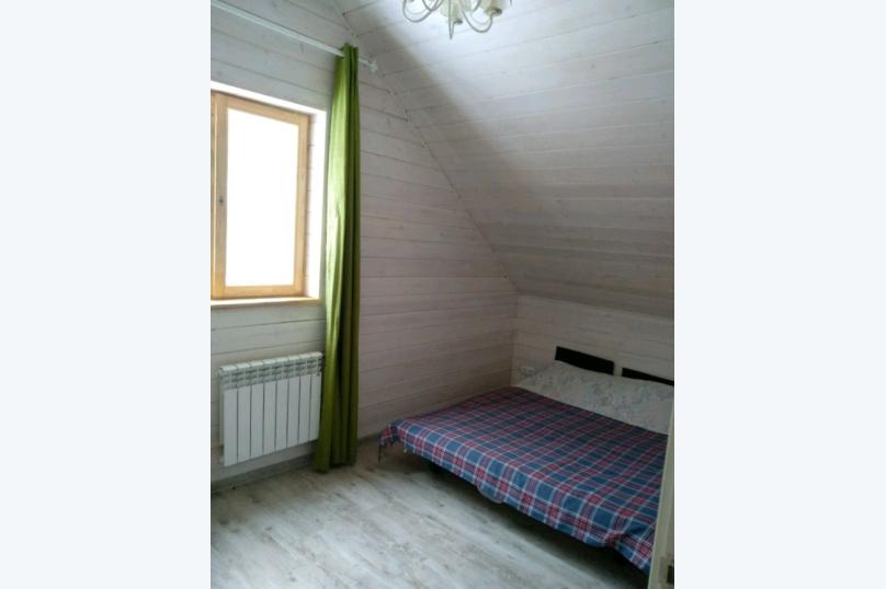 """Дом, 120 кв.м. на 8 человек, 3 спальни, деревня Березино, Заречная, уч. 15А, эко-ферма """"Березино"""", Тверь - Фотография 2"""