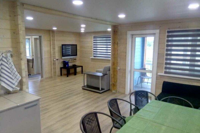 Дом, 150 кв.м. на 12 человек, 4 спальни, дер. Зяблицы, 14А, Ярославль - Фотография 18