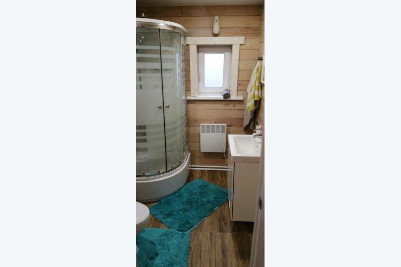 Дом, 150 кв.м. на 12 человек, 4 спальни, дер. Зяблицы, 14А, Ярославль - Фотография 25