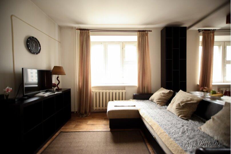 1-комн. квартира на 4 человека, Пермская улица, 126, Пермь - Фотография 1