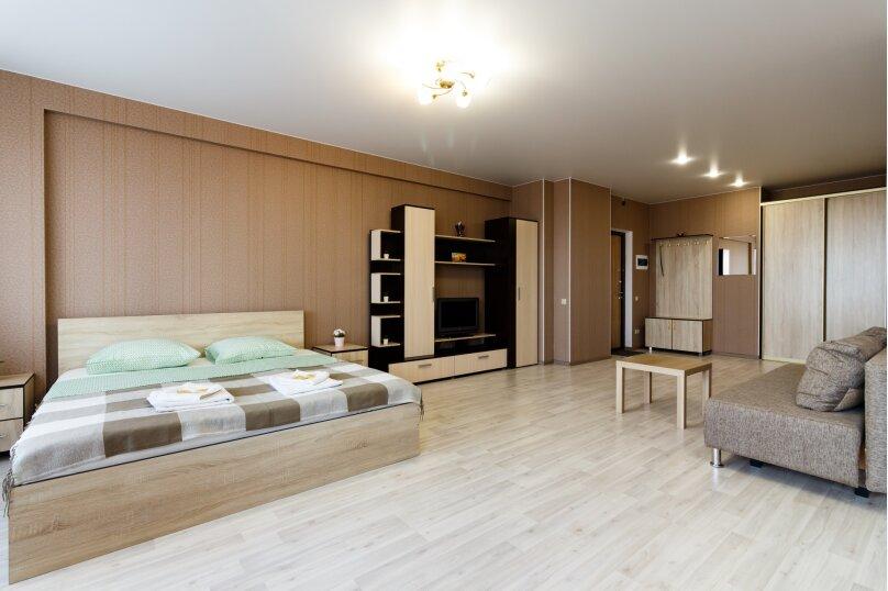 1-комн. квартира, 53.8 кв.м. на 4 человека, улица Советской Армии, 238А, Самара - Фотография 1