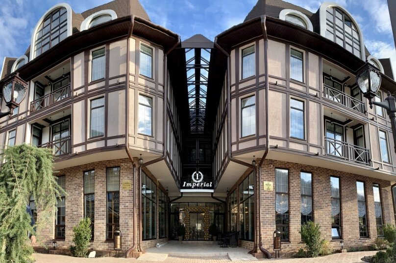 """SPA-отель """"Грейс Империал"""", Лунный переулок, 6 на 49 номеров - Фотография 42"""