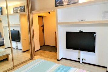 1-комн. квартира, 32 кв.м. на 4 человека, 5-я Кожуховская улица, 32к1, метро Кожуховская, Москва - Фотография 4