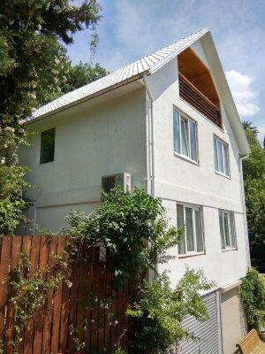 Дом, 100 кв.м. на 6 человек, 3 спальни, Ленинградская улица, 8Б, Гурзуф - Фотография 1