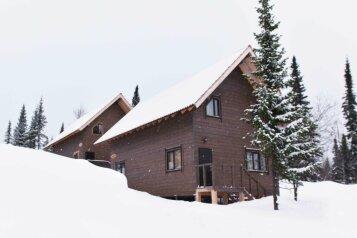 Дом, 70 кв.м. на 8 человек, 2 спальни, улица Строителей, 144, Шерегеш - Фотография 1
