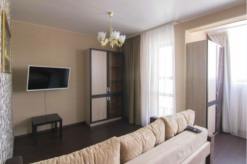 1-комн. квартира, 40 кв.м. на 4 человека, Проточная улица, 6, Казань - Фотография 2