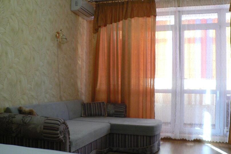 1-комн. квартира, 50 кв.м. на 5 человек, Курортная улица, 3к3, Дивноморское - Фотография 23