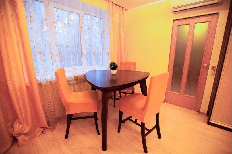 2-комн. квартира, 50 кв.м. на 4 человека, Русская улица, 11А, Владивосток - Фотография 3