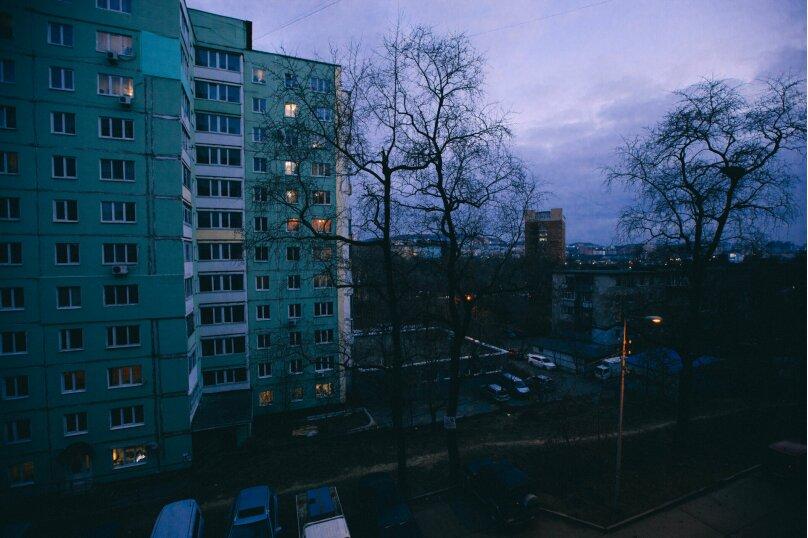 2-комн. квартира, 50 кв.м. на 4 человека, Русская улица, 11А, Владивосток - Фотография 12