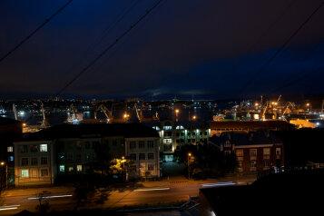 1-комн. квартира, 36 кв.м. на 4 человека, Верхнепортовая улица, 44, Владивосток - Фотография 2