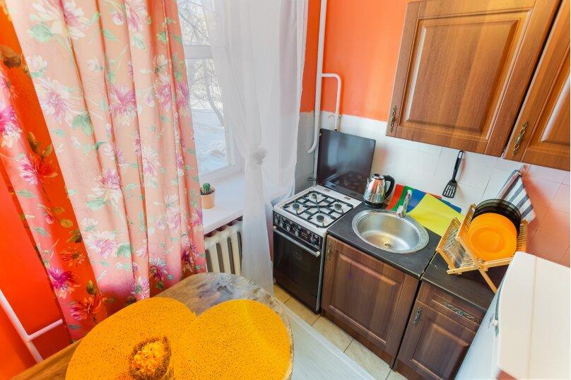 1-комн. квартира, 38 кв.м. на 4 человека, Комсомольский проспект, 34, Москва - Фотография 2