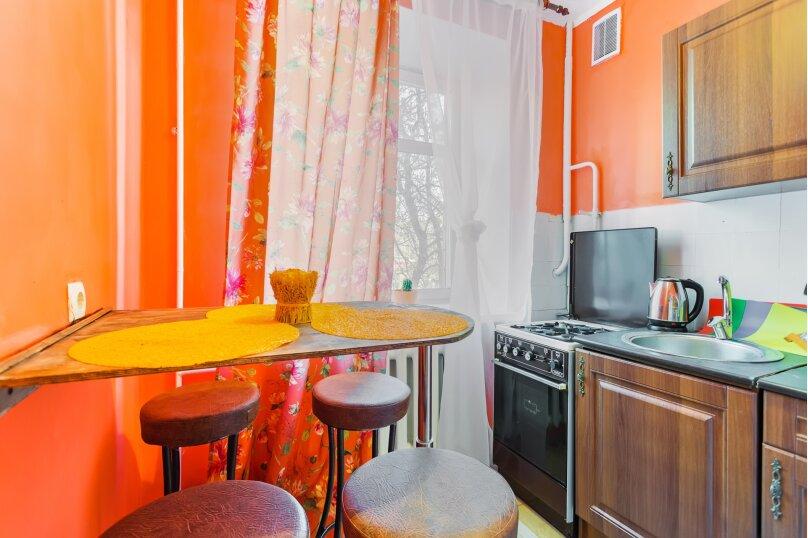 1-комн. квартира, 38 кв.м. на 4 человека, Комсомольский проспект, 34, Москва - Фотография 3