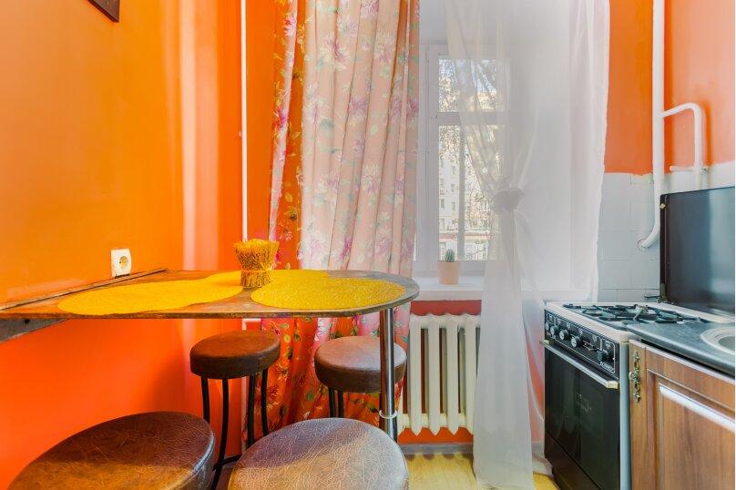 1-комн. квартира, 38 кв.м. на 4 человека, Комсомольский проспект, 34, Москва - Фотография 5