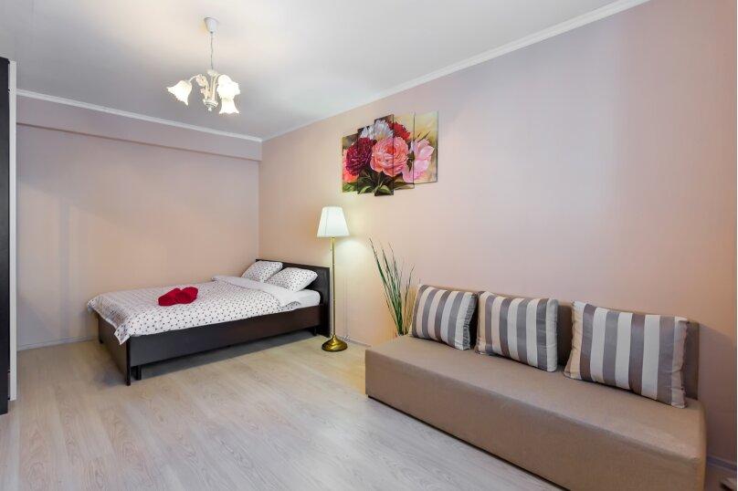 1-комн. квартира, 38 кв.м. на 4 человека, Комсомольский проспект, 34, Москва - Фотография 11