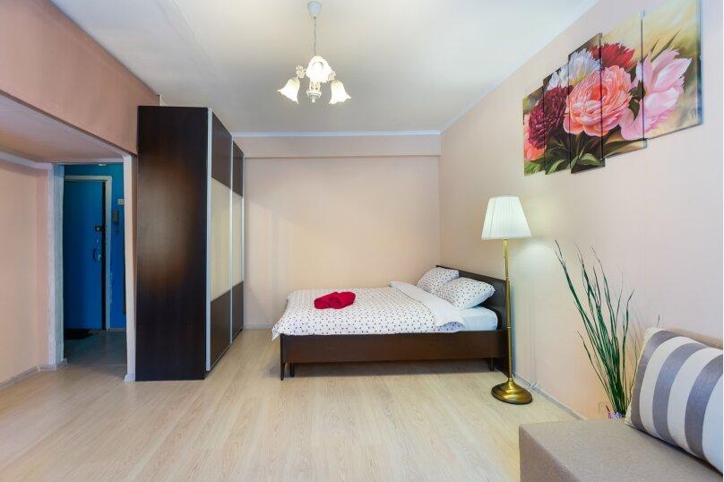 1-комн. квартира, 38 кв.м. на 4 человека, Комсомольский проспект, 34, Москва - Фотография 12