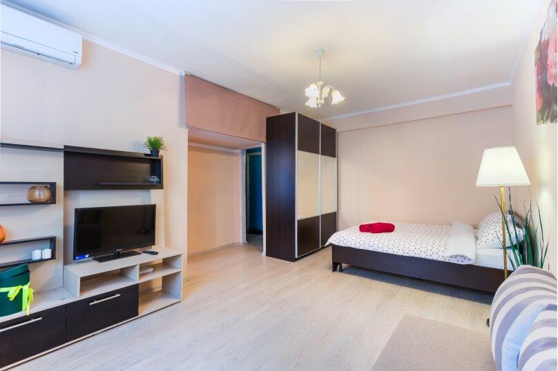 1-комн. квартира, 38 кв.м. на 4 человека, Комсомольский проспект, 34, Москва - Фотография 13
