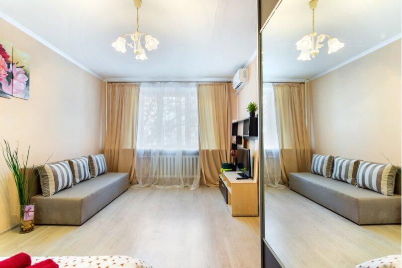 1-комн. квартира, 38 кв.м. на 4 человека, Комсомольский проспект, 34, Москва - Фотография 14