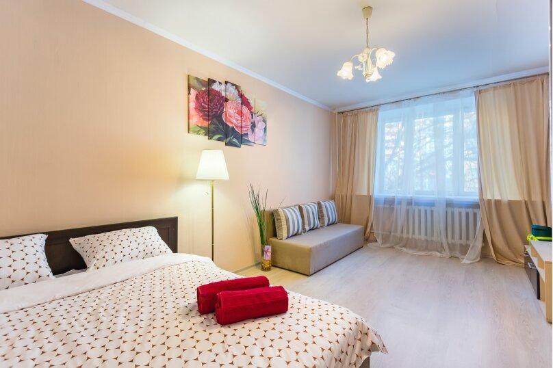 1-комн. квартира, 38 кв.м. на 4 человека, Комсомольский проспект, 34, Москва - Фотография 15