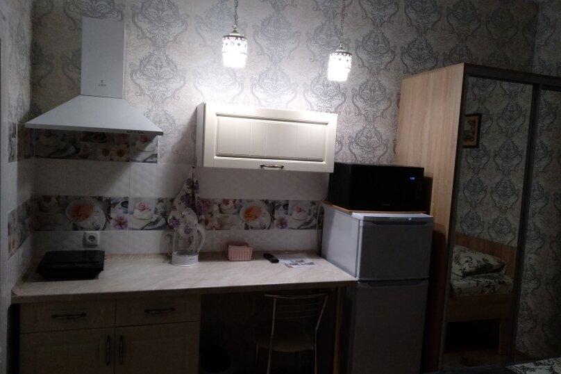 Двухместный номер с одной двуспальной или двумя  отдельными односпальными кроватями, Бирюзовая улица, 4, Севастополь - Фотография 1