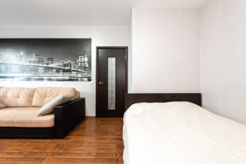 1-комн. квартира, 40 кв.м. на 3 человека, улица Ползунова, 4, Ярославль - Фотография 2