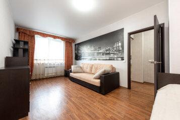 1-комн. квартира, 40 кв.м. на 3 человека, улица Ползунова, 4, Ярославль - Фотография 3