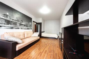 1-комн. квартира, 40 кв.м. на 3 человека, улица Ползунова, 4, Ярославль - Фотография 4