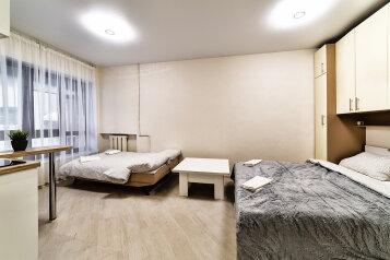 1-комн. квартира, 25 кв.м. на 4 человека, улица Галактионова, 3Б, Казань - Фотография 3