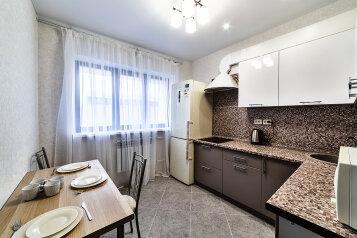1-комн. квартира, 43 кв.м. на 4 человека, улица Галактионова, 3Б, Казань - Фотография 2