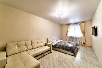 1-комн. квартира, 43 кв.м. на 4 человека, улица Галактионова, 3Б, Казань - Фотография 4