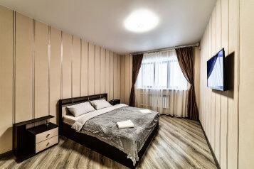 1-комн. квартира, 38 кв.м. на 4 человека, улица Галактионова, 3Б, Казань - Фотография 1