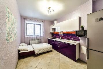 1-комн. квартира, 38 кв.м. на 4 человека, улица Галактионова, 3Б, Казань - Фотография 3