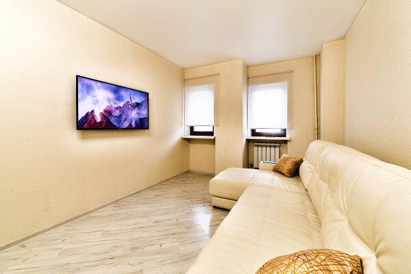 2-комн. квартира, 67 кв.м. на 6 человек, улица Галактионова, 3Б, Казань - Фотография 1