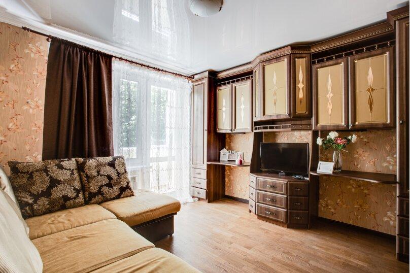 1-комн. квартира, 31 кв.м. на 4 человека, улица Юных Ленинцев, 69, Москва - Фотография 4