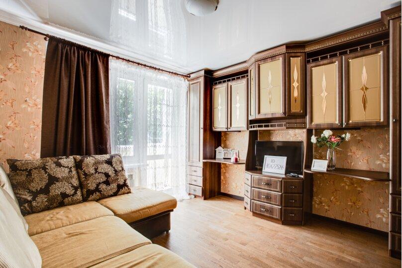 1-комн. квартира, 31 кв.м. на 4 человека, улица Юных Ленинцев, 69, Москва - Фотография 5