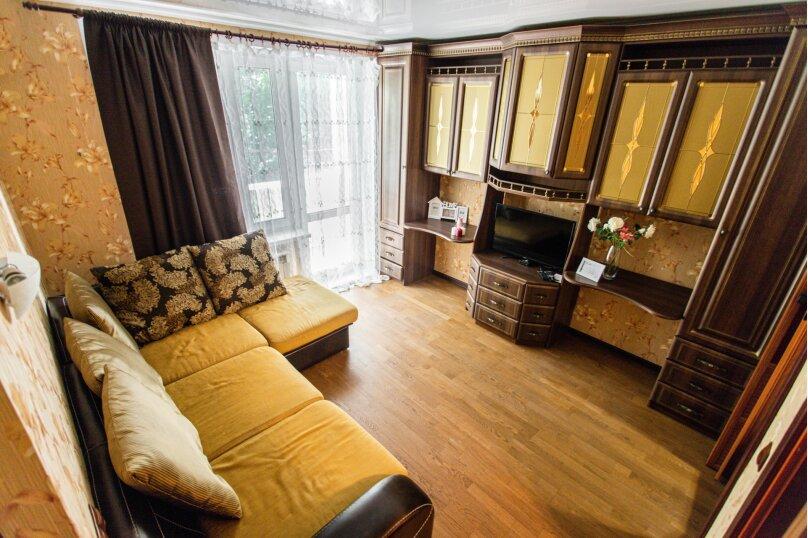 1-комн. квартира, 31 кв.м. на 4 человека, улица Юных Ленинцев, 69, Москва - Фотография 10