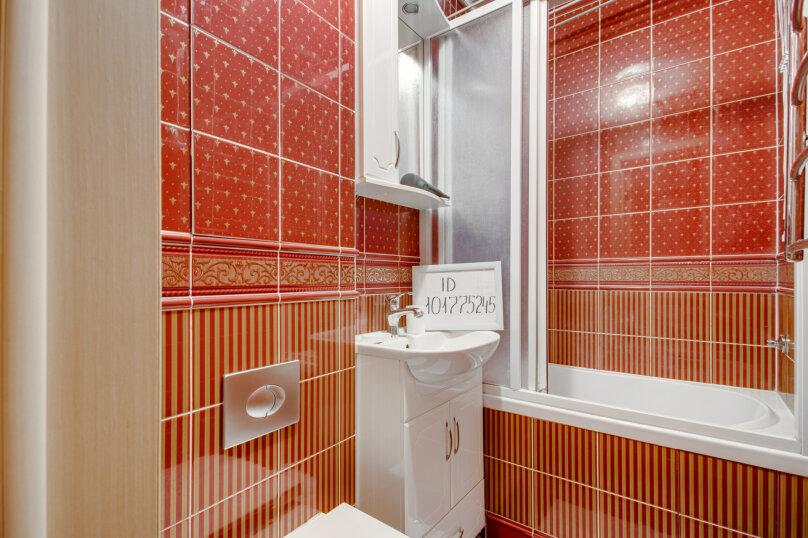 1-комн. квартира, 31 кв.м. на 4 человека, улица Юных Ленинцев, 69, Москва - Фотография 12