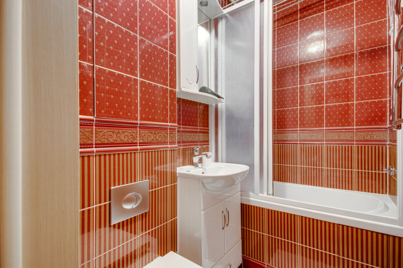 1-комн. квартира, 31 кв.м. на 4 человека, улица Юных Ленинцев, 69, Москва - Фотография 13