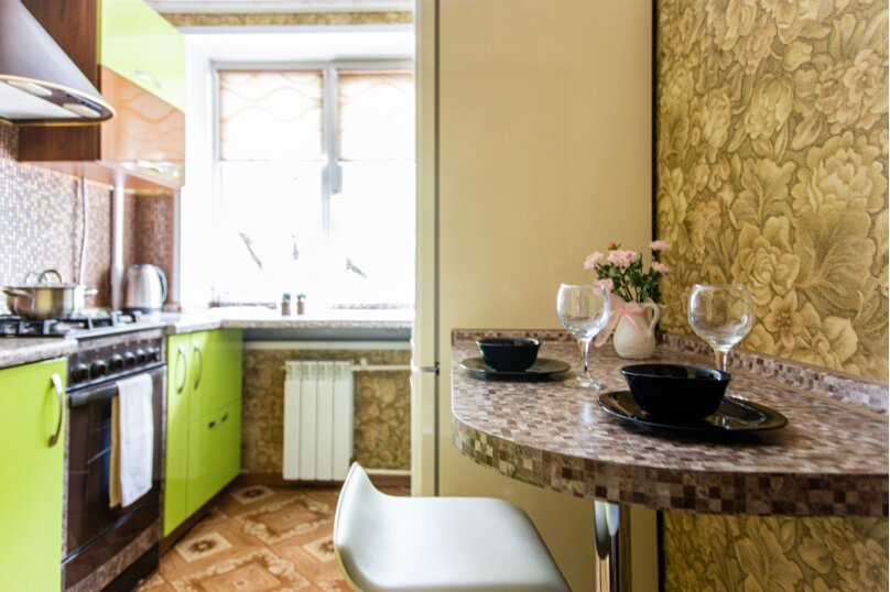 1-комн. квартира, 31 кв.м. на 4 человека, улица Юных Ленинцев, 69, Москва - Фотография 18