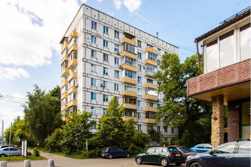 1-комн. квартира, 31 кв.м. на 4 человека, улица Юных Ленинцев, 69, Москва - Фотография 22