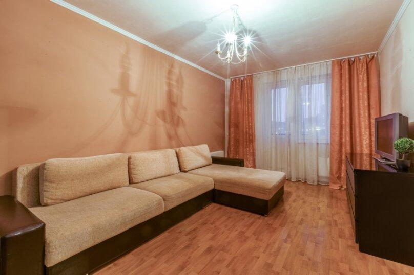 2-комн. квартира, 56 кв.м. на 4 человека, улица Введенского, 24к2, Москва - Фотография 4