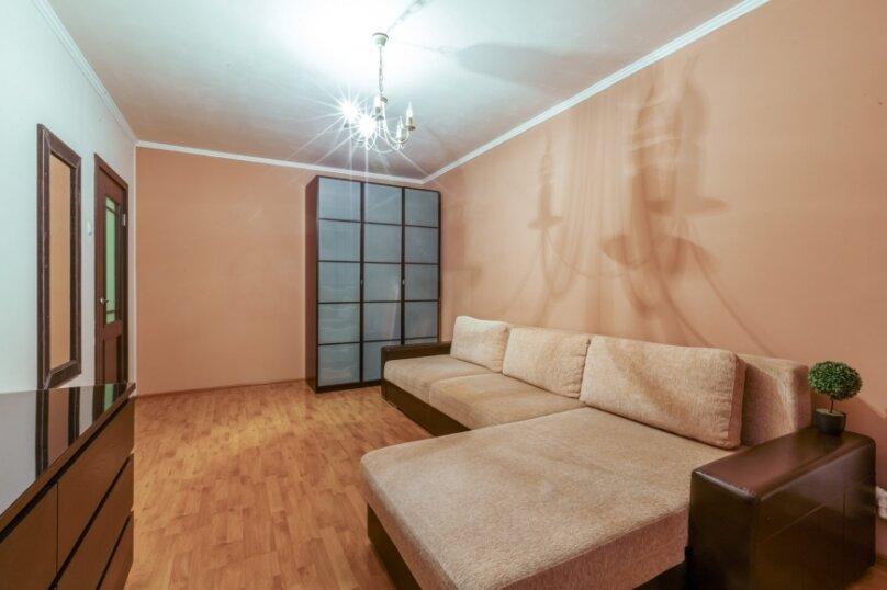 2-комн. квартира, 56 кв.м. на 4 человека, улица Введенского, 24к2, Москва - Фотография 5