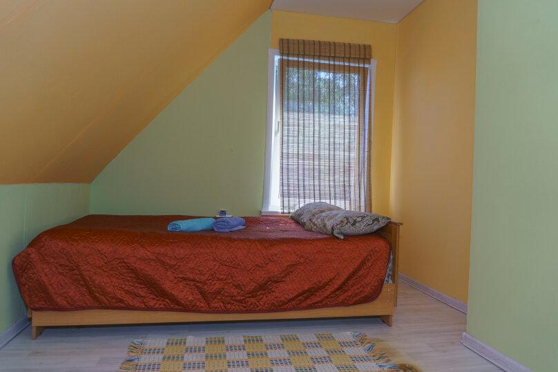 бюджетный номер с 1 двуспальной кроватью, Ольховая , 65, Новосибирск - Фотография 1