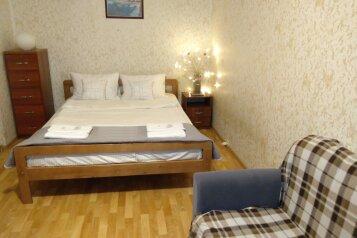 1-комн. квартира, 38 кв.м. на 3 человека, Кировоградская улица, 40к1, Москва - Фотография 1