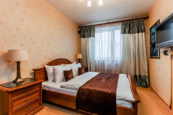 2-комн. квартира, 45 кв.м. на 4 человека, Скобелевская улица, 20, Москва - Фотография 1